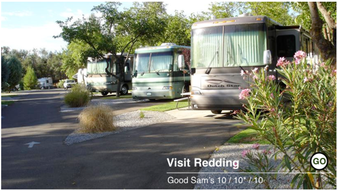 Premier RV Resorts has locations in Redding, CA