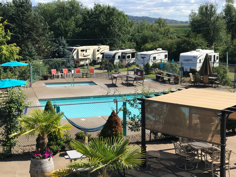 Salem, OR - Premier RV Resorts has locations in Redding, CA